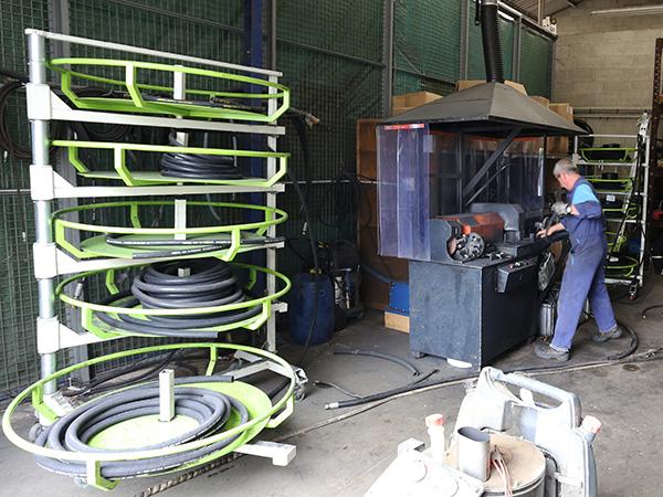 SAV Flexibles hydrauliques