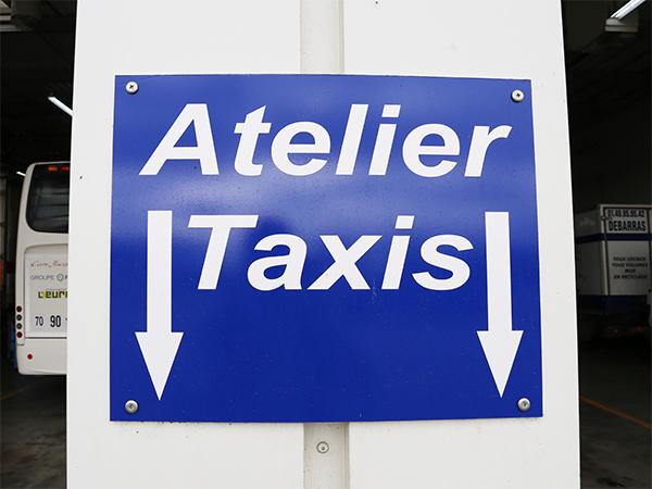 Atelier Taxi Certifié